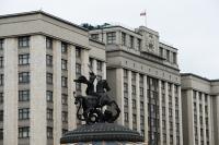 Госдума рассмотрит законопроект об НДД в первом чтении в весеннюю сессию