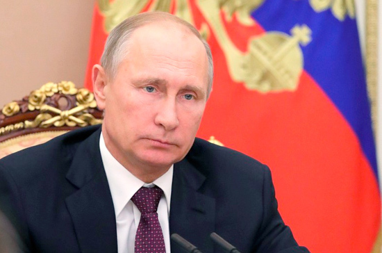 Путин заявил о завершении периода рецессии в экономике России
