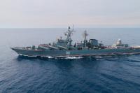 Базу российского ВМФ в сирийском Тартусе расширят