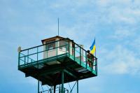 Украина оборудовала КПП на границе с Россией системами биометрического контроля