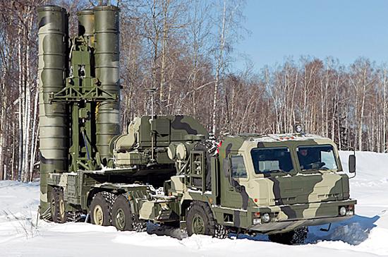 Новые С-400 прибыли на место дислокации в Саратовскую область