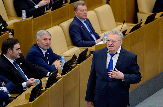 Жириновский предложил доплачивать партиям зауспехи напрезидентских выборах