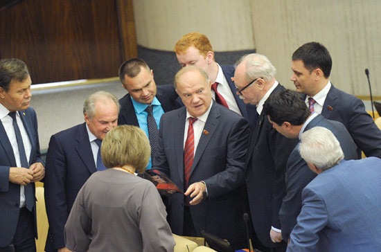 Пленум КПРФ решил выдвинуть в президенты главу «Совхоза им. Ленина»