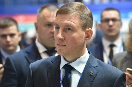 Андрей Турчак избран секретарём генсовета «Единой России»