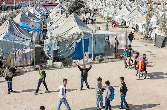ООН впервый раз доставила вИталию беженцев изЛивии