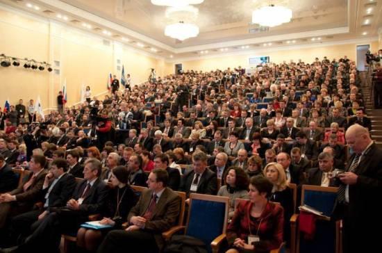 Всероссийский совет местного самоуправления поддержал выдвижение Путина в президенты