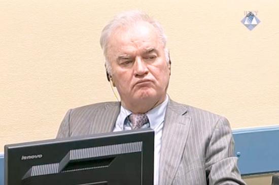 Сербским врачам не дали провести полноценное обследование генерала Младича