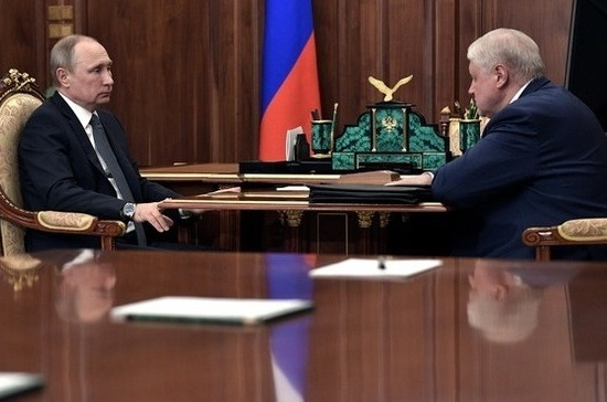Съезд справороссов может поддержать В.Путина навыборах Российского Президента