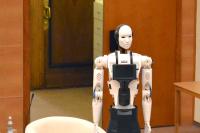 Робот «Трубот» принял участие в международном форуме майнеров в Госдуме