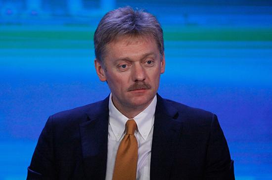Песков: Путин своевременно предоставит в ЦИК документы для регистрации на выборах