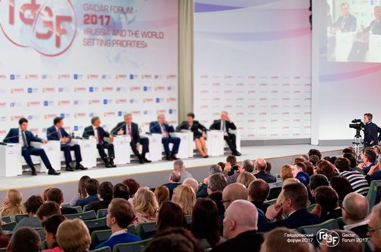 Орешкин, Скворцова и Кудрин обсудят темы общественного здоровья и здравоохранения на Гайдаровском форуме в РАНХиГС