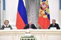 Путин попросил законодателей продлить амнистию капитала