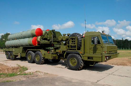 Турция купила у России четыре дивизиона С-400