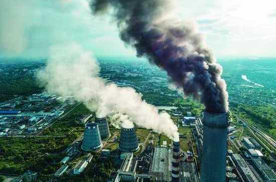 Новая система контроля воздуха определит, куда идет дым из заводской трубы
