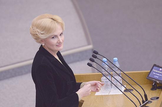 Яровая поддержала перевод авиакомпании «Россия» на плоский тариф