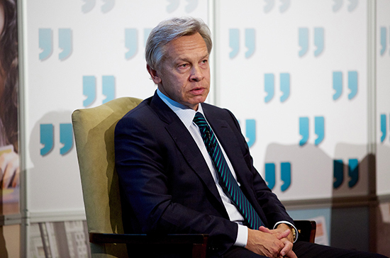 Пушков назвал Украину «страной года» по нанесению ущерба самой себе