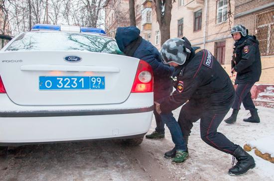 Полиция задержала экс-директора фабрики «Меньшевик»