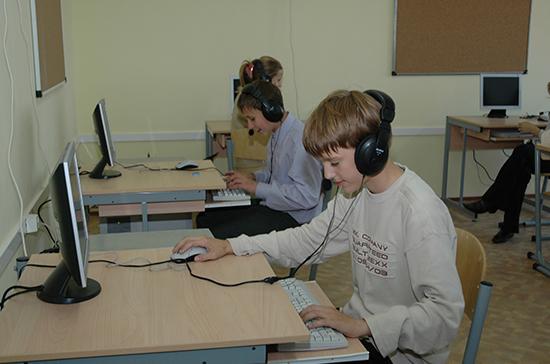 Минобрнауки поручили разработать паспорт проекта «Цифровая школа»
