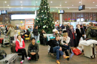 Задержек с чартерами в новогодние праздники не будет