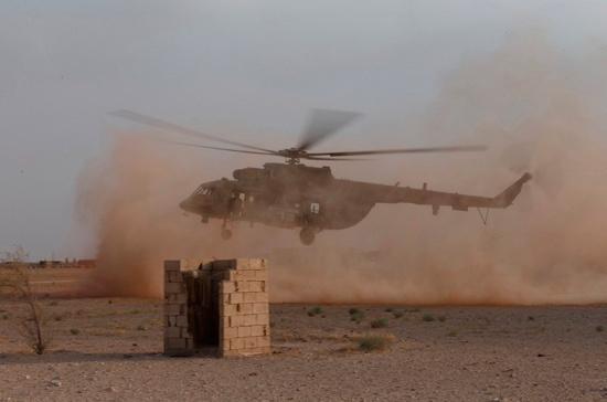 СМИ: США эвакуировали командиров ИГ из сирийской провинции Дейр-эз-Зор