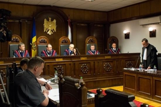 Парламент Молдавии обратился всуд после отказа президента утвердить новых министров