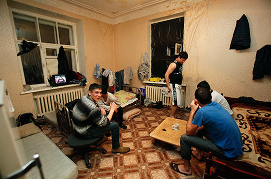В России усилят контроль над мигрантами