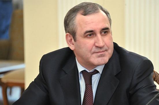 Сергей Неверов поздравил россиян с наступающим Новым годом