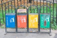 В России вводят раздельный сбор мусора