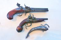 Музеям разрешили приобретать оружие без получения лицензии