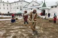 День валенка стал главным событием новогодних каникул в Суздале