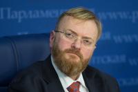 Милонов предложил изменить правила торговли алкоголем