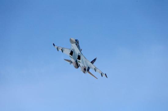 ВСША афишировали видео перехватов русских Су-30