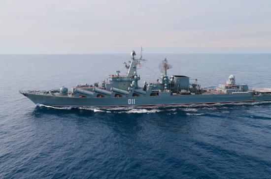 Британский фрегат направился на перехват российского флота, пишут СМИ