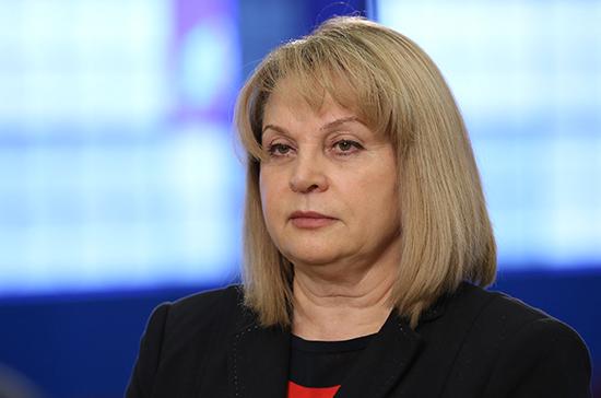 Памфилова: Россия заинтересована в профессиональном объективном наблюдении за выборами