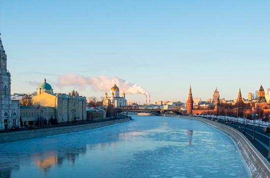 Давление в российской столице повысится дорекордных значений