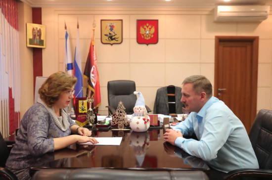 Епифанова рассказала о планах по благоустройству Архангельска