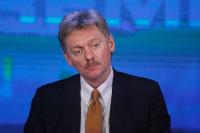 Песков рассказал, когда будет сформирован предвыборный штаб Путина