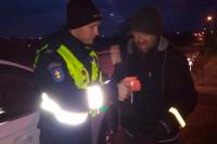 Литовская полиция будет вручать свечки нарушителям ПДД