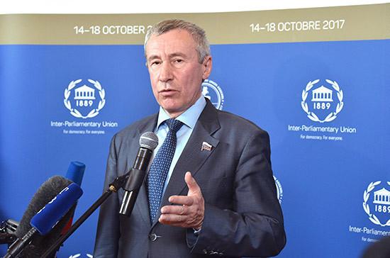 Климов назвал «самоизоляцией» решение США включить Россию в список «опасных» стран