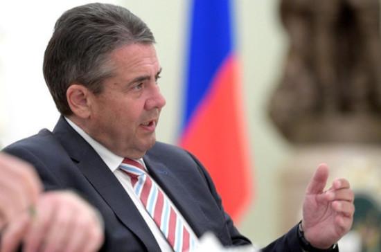 Германия предложила поэтапно снять санкции с России