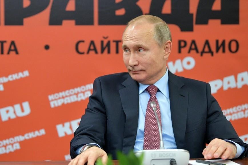 «Абсолютно грамотный и уже зрелый политик»: Путин о лидере КНДР