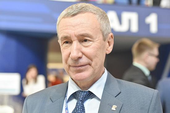 Климов рассказал о планах Комиссии Совфеда обсудить финансовый суверенитет России