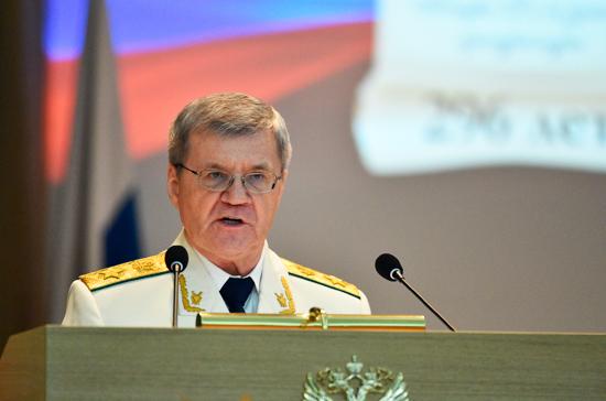 Чайка назвал задачей прокуратуры недопущение акций протеста вовремя президентских выборов