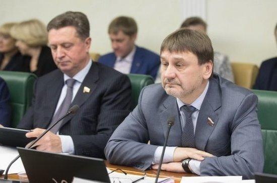 Лебедев призвал выслушать все стороны при обсуждении закона о запрете контактной притравки