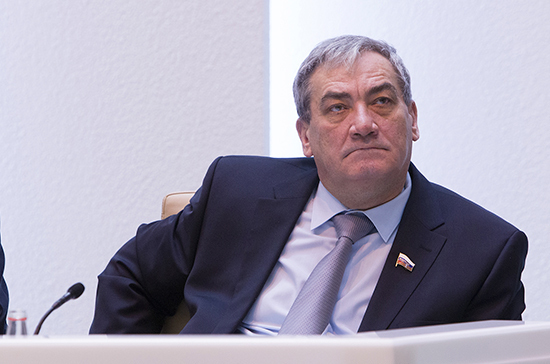 Штыров: закон о запрете контактной притравки широко не обсуждался в субъектах Федерации