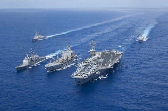 США обещали  задерживать суда, тайно торгующие сКНДР