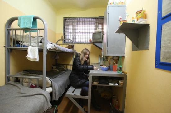 СИЗО Калужской области помогут частично разгрузить московские изоляторы