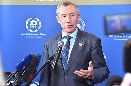 Климов не исключил применения «принципа взаимности» к французским СМИ с госучастием