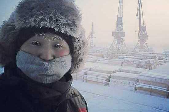 Зарубежные СМИ ужасаются от лютого мороза в российской Якутии