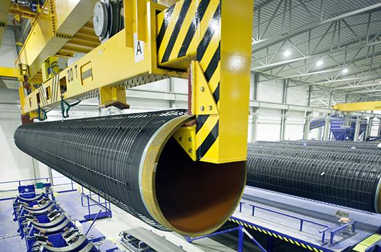Турция приступила кстроительству приемного терминала газопровода «Турецкий поток»